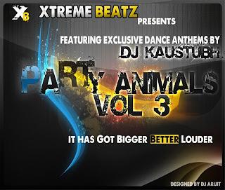 Party Animal Vol-3-Dj Kaustubh KAUSTUBH+SPCL