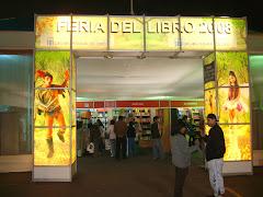 I FERIA DEL LIBRO 2008,  MEGA PLAZA