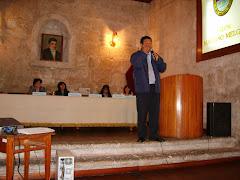 En el Congreso Internacional de Arequipa