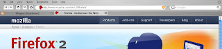 Firefox Looks like Apple safari