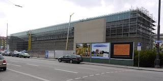 Neubau Ägyptisches Museum München