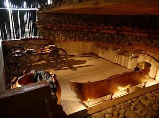 Grabkammer Keltenmuseum Hochdorf