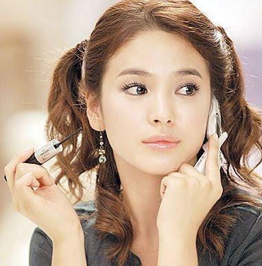 Song hye kyo masuk daftar '100 most beautiful famous faces'
