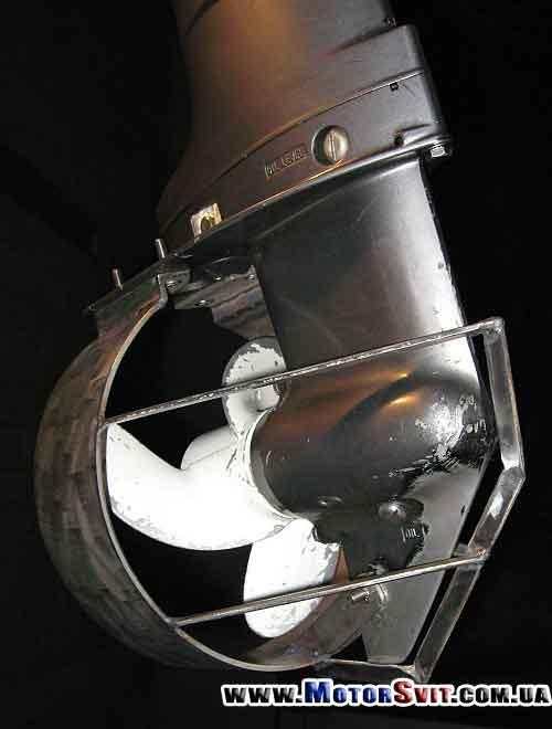 гравитационное крыло на лодочный мотор