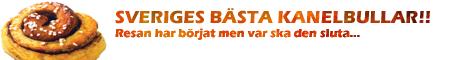 Sveriges Bästa Kanelbullar