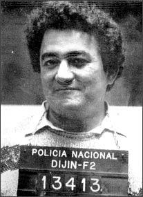 el colombiano Leonida Vargas, quien fue cercano a 'El Mexicano' y