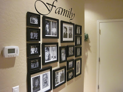 the berry 39 s patch family picture arrangements. Black Bedroom Furniture Sets. Home Design Ideas