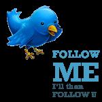 U Follow, I Follow...