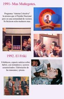 1992. El Friki