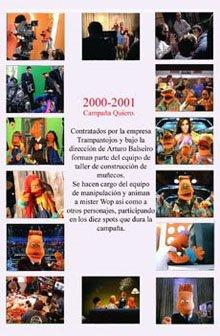 2000-2001. Campaña Quiero