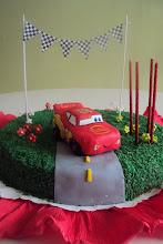 Torta de Cars!
