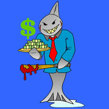 Loan Shark Slang