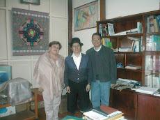 Universidad Intercultural de los Pueblos Indígenas del Ecuador, Quito, agosto de 2007