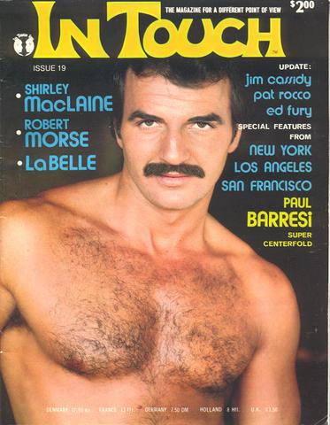 Vintage Gay Media History: Sexy Men Help.