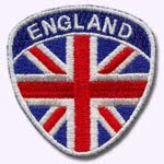 patch ecusson England Union Jack