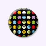 badge Acid smiley customiZe.fr
