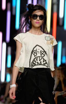 Ecussons mode femme 2010