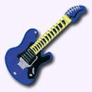 Ecusson guitare