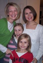 Mom, Jamie, Mariah, & ME!
