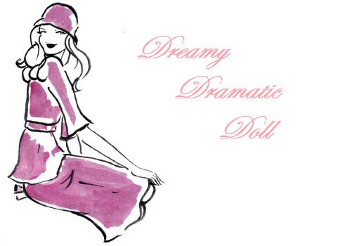 Dreamy Dramatic Doll