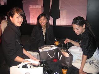 Camille, Connie & Elana