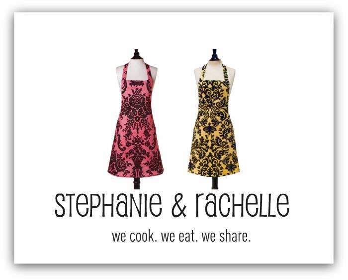 stephanie & rachelle
