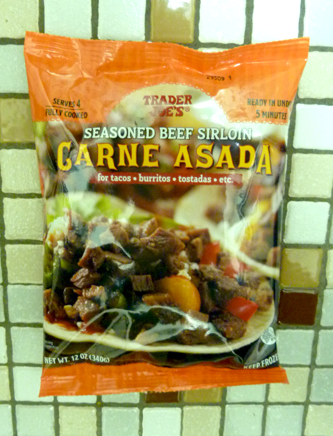 What's Good at Trader Joe's?: Trader Joe's Seasoned Beef ...