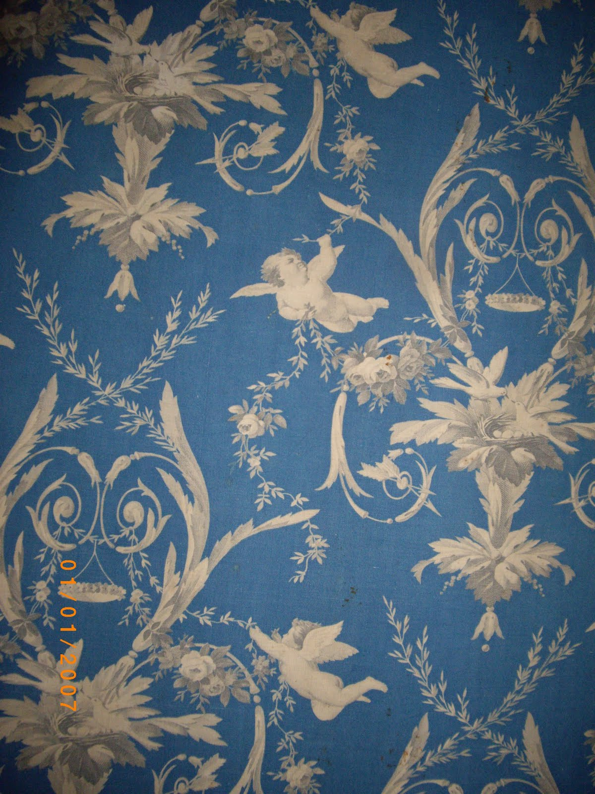 Wallpaper designs by georgina fleur shanley ormesby hall for Wallpaper design for hall