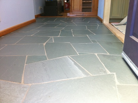 Hard Floor Cleaner: The importance of cleaning slate floors