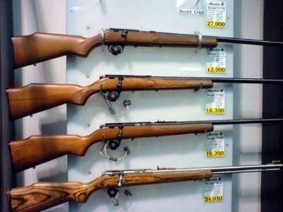 Horizontal Gun Rack Plans