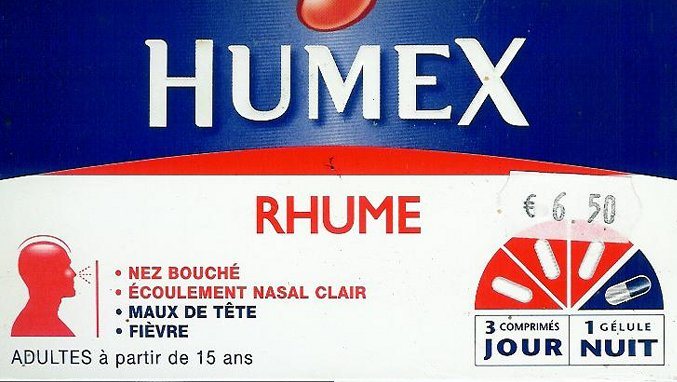humex rhume solution nasale