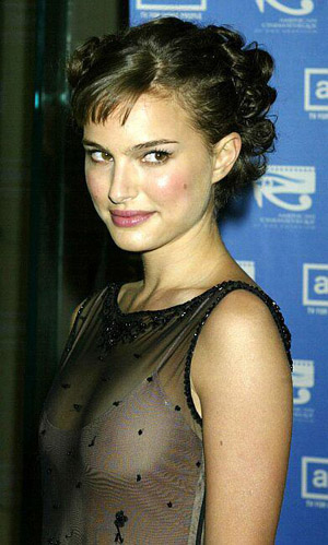 Celebrities on Natalie Portman Hot Wallpapers   Celebrity Hollywood Wallpapers