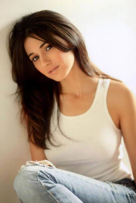 Popular Celebrity Emmanuelle Chriqui Hot Photos amp Biography hot images