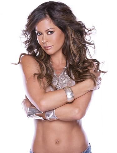 Popular Celebrity Brooke Burke Hot Photos amp Biography navel show