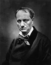 Retrato de Baudelaire por Etienne Carjat