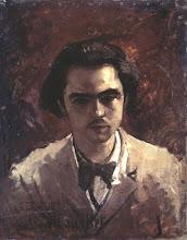 Verlaine por Courbet