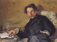 Mallarmé por Manet (1876)