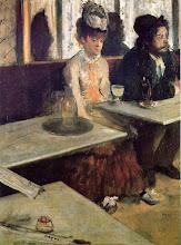 """Degas - """"El Ajenjo"""" (1876)"""
