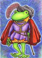 Frog Prince ATC