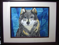 Wolf by Marlena Muir