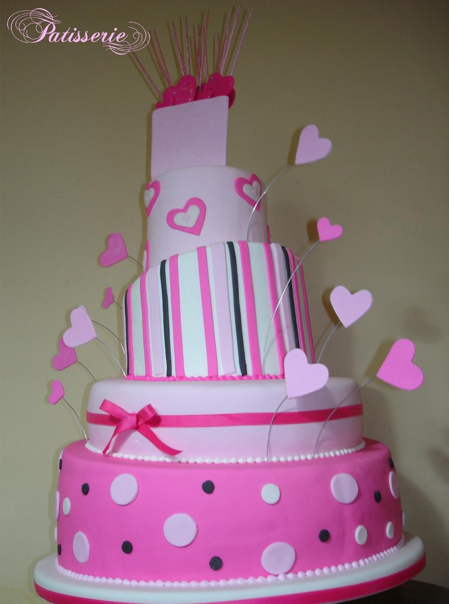 Pâtisserie Artisanale: Torta 15 Años
