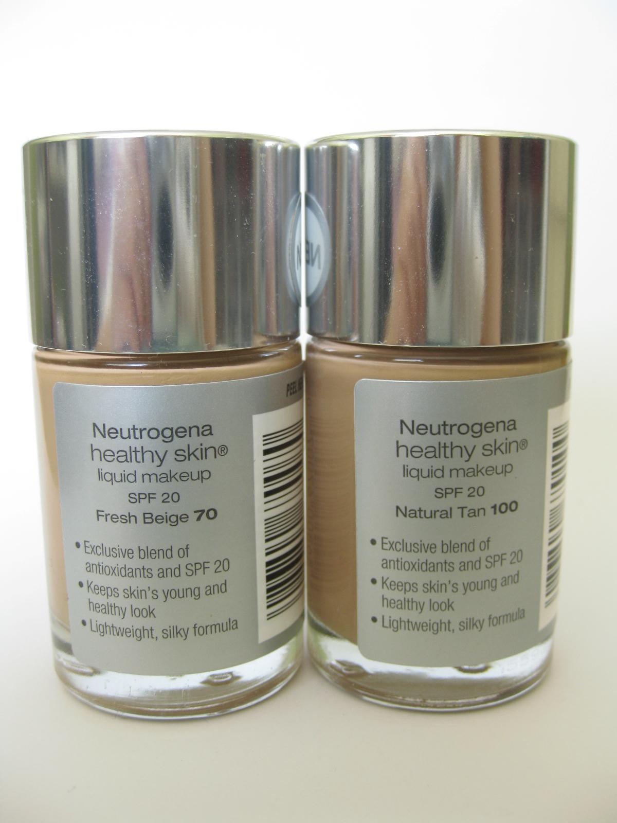 Neutrogena sunn hud Flytende Makeup.