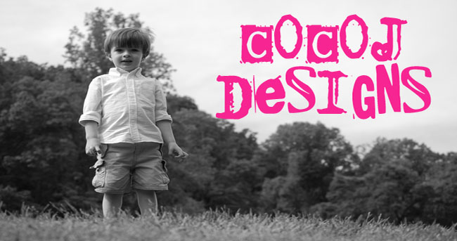 CoCoJ Designs What I Made Today...