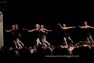 Ballett og Julebord