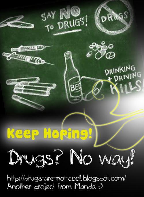 Drugs? No Way!