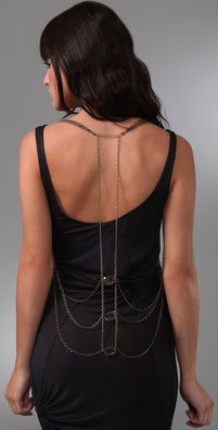 Decorate Accordingly: Body Chains