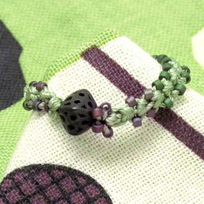 Lavender Garden Ring