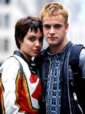 angelina jolie in hackers. Style Jacking: Angelina Jolie in Hackers