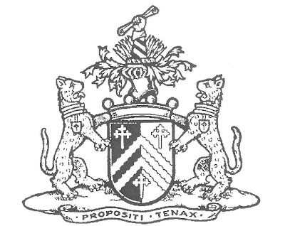 The Coat of Arms of the Baron of Belper