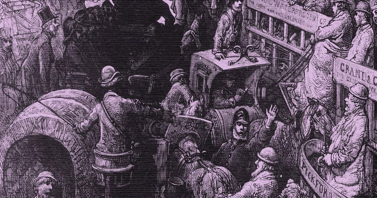 Dorian Gray BD: La época victoriana (1)